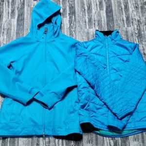 UNDER ARMOUR STORM 3-IN-1 WINTER JACKET